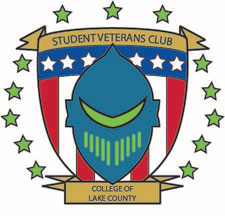 Logo for the CLC Student Veterans Club
