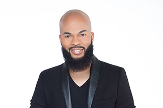 Photo of JJ Hairston of Youthful Praise
