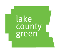 Lake County Green logo