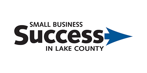 Small Business Success in Lake County logo