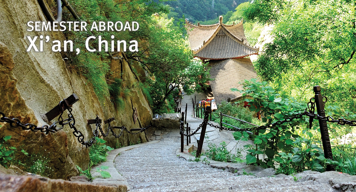 Semester Abroad in Xi