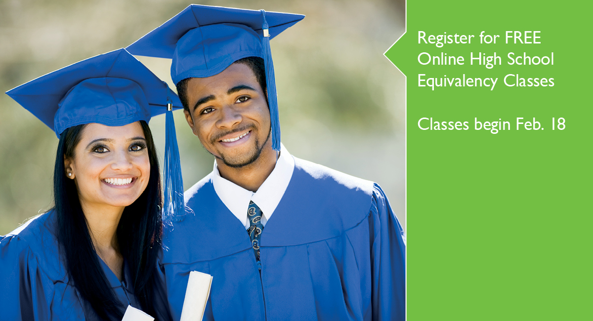 High School Equivalency College Of Lake County