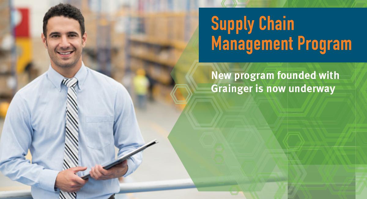 New Supply Chain Management Program