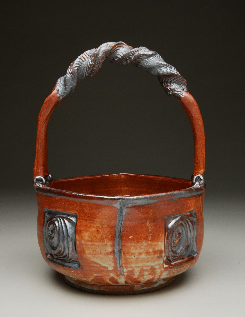 Shino Basket by Judith Park