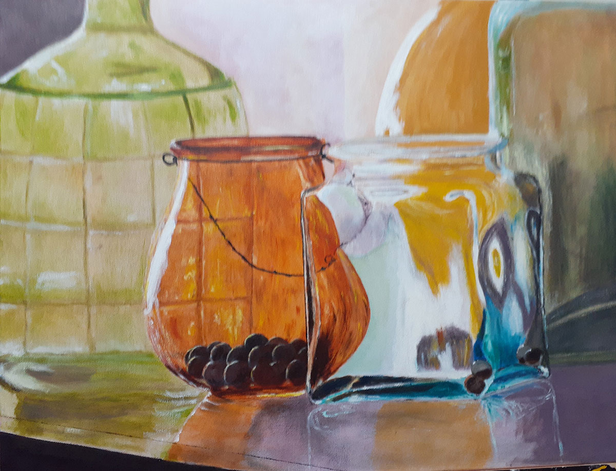 Jugs and Jars by Sharon Madaus