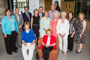 CLC Foundation Legacy Society Inaugural members