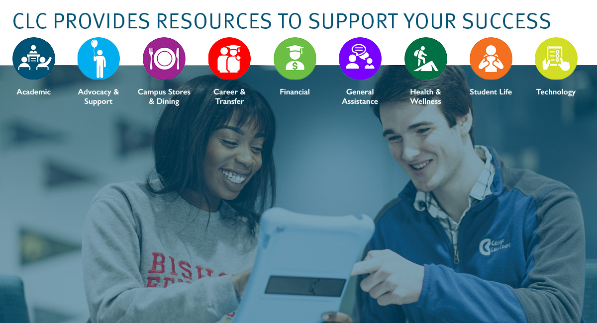 CLC provides resources that support your success