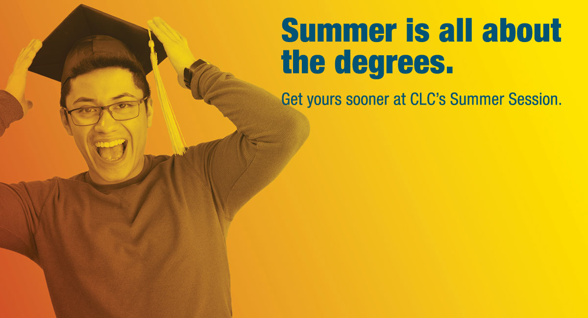 Summer is all about the degrees.